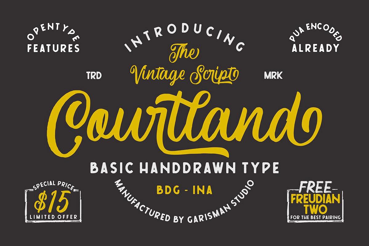 Courtland Header 1