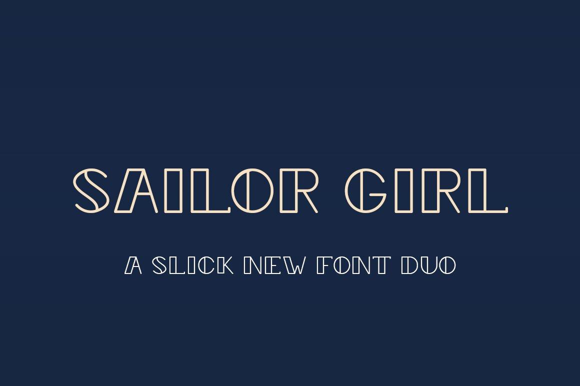 Sailor Girl Header 1
