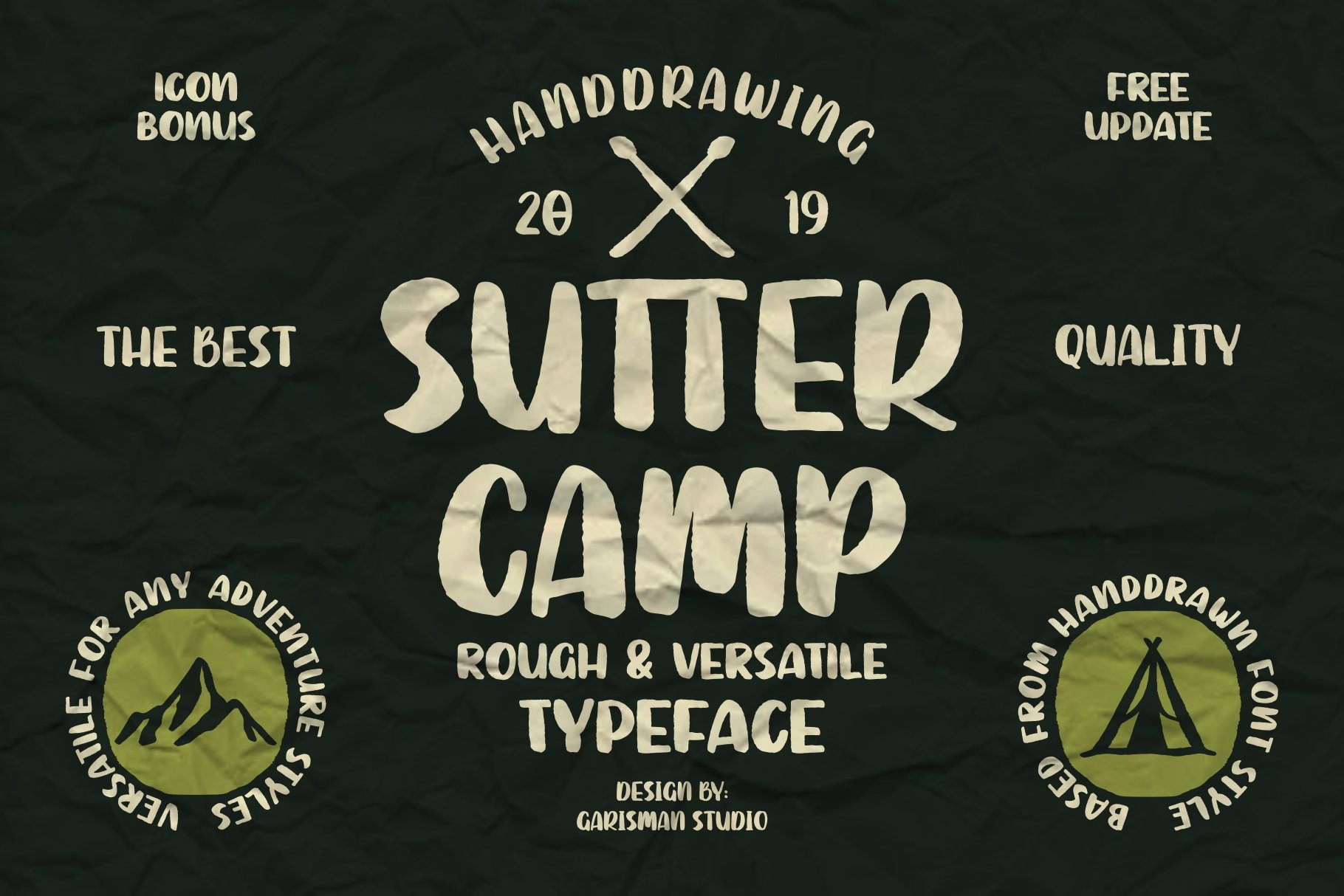 Sutter Camp Header