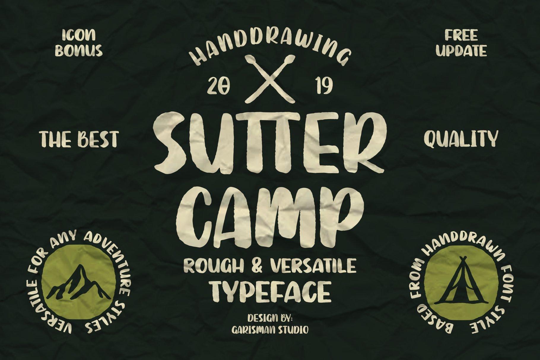 Sutter Camp Header